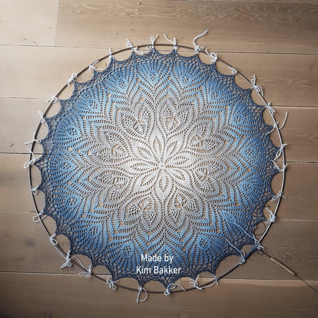 Mandala 1 meter haken