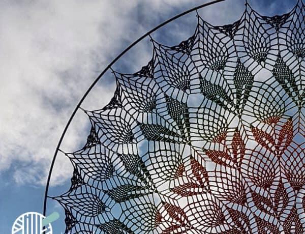 Mandala patroon lezen