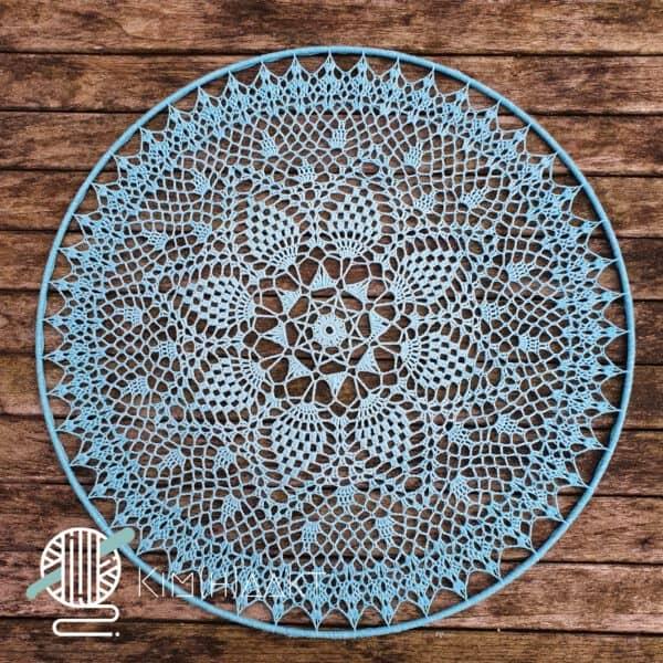 mandala patroon 50 cm